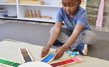 Play in Montessori