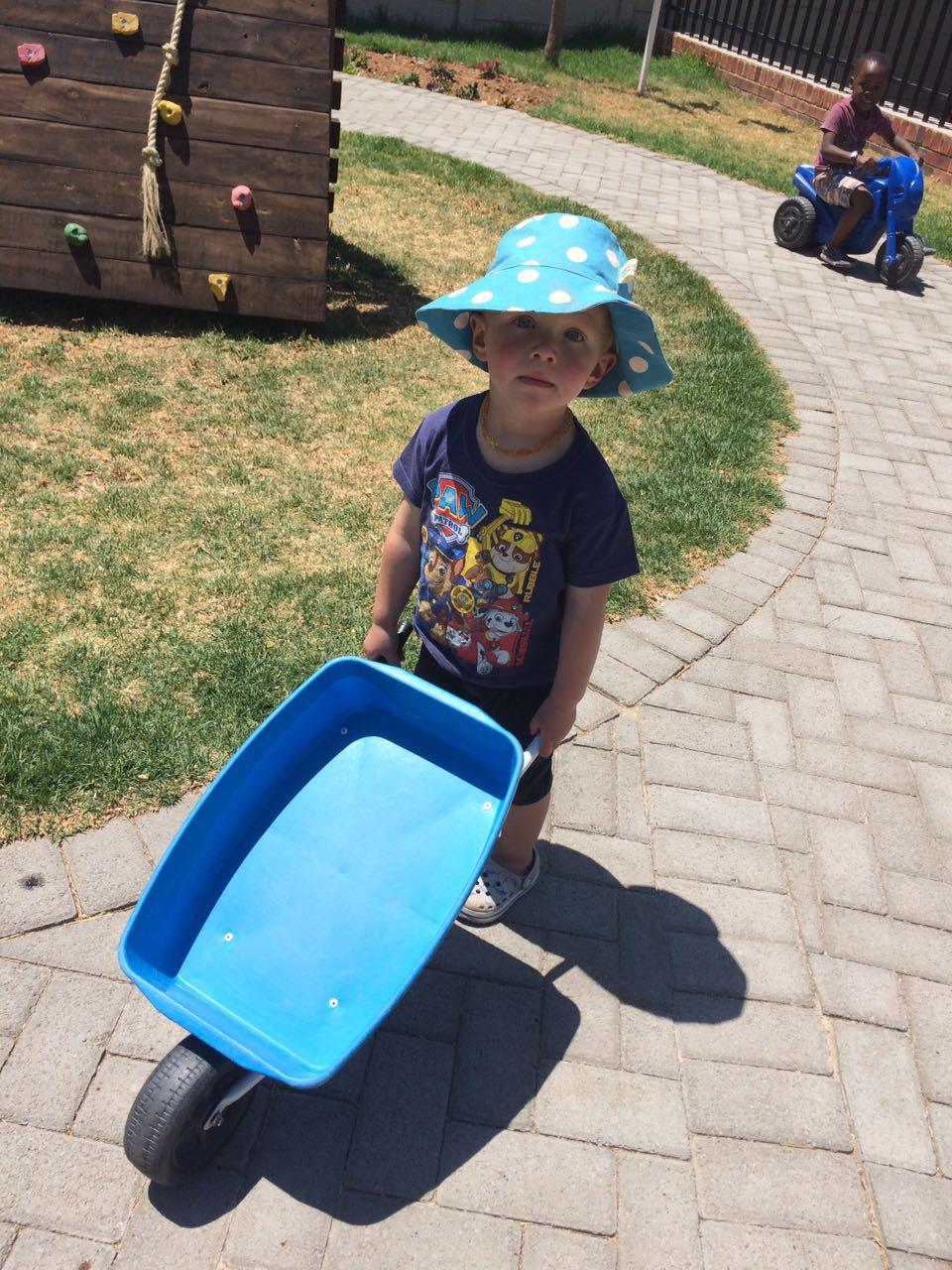 Outdoor Fun In The Sun At LittleHill Preschool