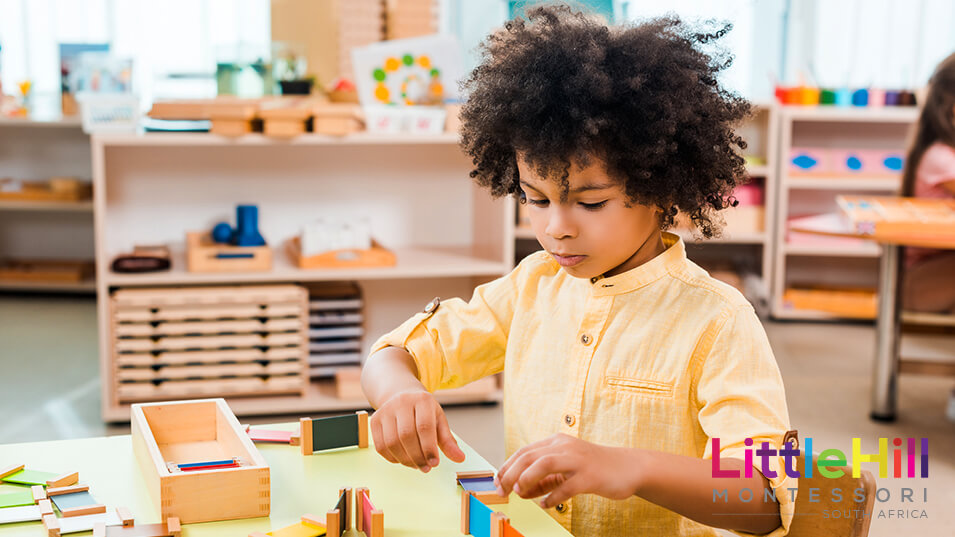 Montessori has fast become a household name in South Africa as an alternative form of education for children. However, there is still some mystery around what exactly the Montessori philosophy entails and how it differs from a more traditional way of schooling.